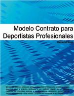 Contrato para deportistas profesionales