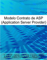 Contrato de ASP (Application server provider)