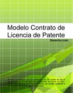 Contrato de licencia de patente