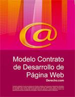 Contrato de desarrollo de página web