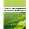 Contrato de compraventa de acciones nominativas