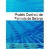 Contrato de permuta de solares