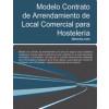 Contrato de arrendamiento de local comercial para hostelería