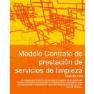 Contrato de prestación de servicios de limpieza