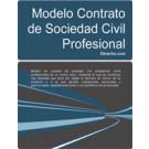 Sociedad Civil Profesional