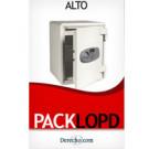 Pack LOPD Alto - ADAPTADO AL NUEVO R.D. 1720/2007 (Producto online)