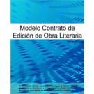 Contrato de edición de obra literaria