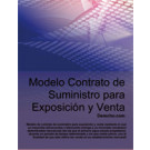 Contrato de suministro para exposición y venta