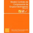 Contrato de compraventa de grupos electrógenos