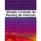 Contrato de renting de un vehículo
