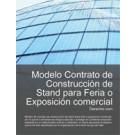 Contrato de Construcción de stand para feria o exposición comercial