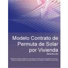 Contrato de permuta de solar por vivienda