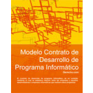 Contrato de desarrollo de programa informático