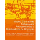 Contrato de trabajo para representantes o distribuidores de comercio