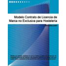 Contrato de licencia no exclusiva de marca para hostelería