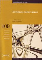 Acciones sobre arras (Libro electrónico)