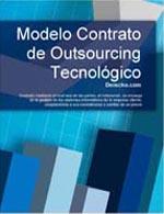 Contrato de outsourcing tecnológico