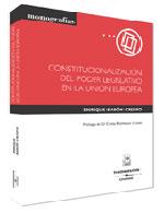 Constitucionalización del poder legislativo (Libro electrónico)