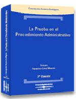La Prueba en el Procedimiento Administrativo (libro electrónico)