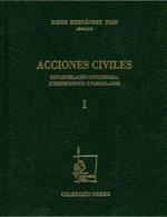 Acciones Civiles- Contratación, Cláusula Penal (libro electrónico)