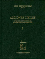 Acciones Civiles- Interdictos (Libro electrónico)