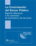 La contratación del sector público. Especial referencia a los contratos de suministro y de servicios (Libro electrónico)