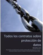 Todos los contratos sobre protección de datos
