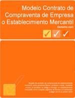 Contrato de compraventa de empresa o establecimiento mercantil