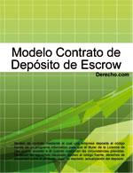 Contrato de depósito de escrow