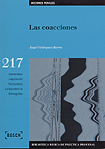 Las coacciones (Libro Electrónico)
