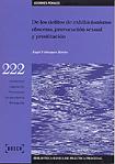 De los delitos de exhibicionismo obsceno, provocación sexual y prostitución (Libro Electrónico)