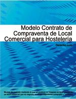 Contrato de compraventa de local comercial para hostelería