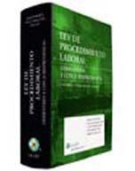 Ley de procedimiento laboral comentada y con jurisprudencia (Libro electrónico)